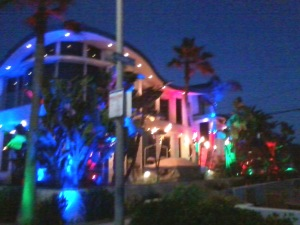 Boardwalk Christmas lights dec 22 2014