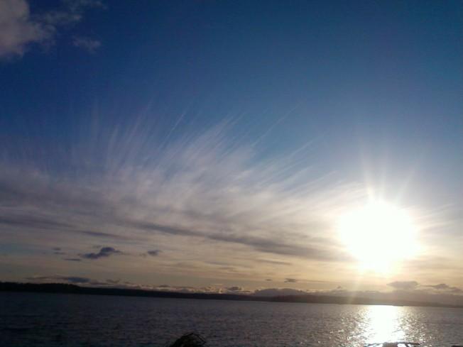 Dramatic sky 3