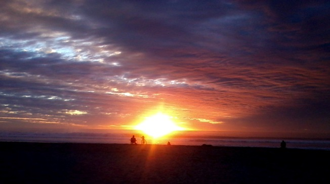Sunset 8 bright gold