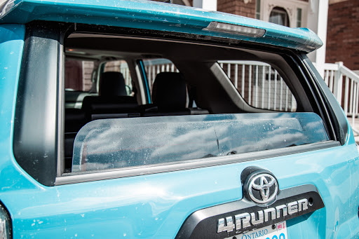2nd Turquoise toyota 4 runner